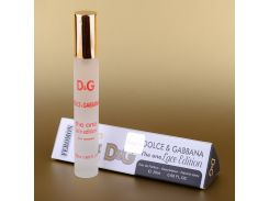Туалетная вода с феромонами Dolce&Gabbana The One Lace Edition 20 ml (в треугольнике) (реплика)