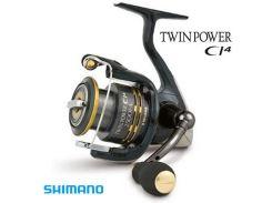 Катушка SHIMANO TWIN POWER CI4 2500 FA / RIB