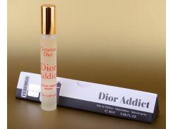 Женская парфюмированная вода с феромонами Dior Addict 20 ml (в треугольнике) (реплика)