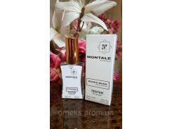 Montale Roses Musk (монталь роузез муск) парфюмерия женская тестер Diamond 45 ml ОАЭ (реплика)