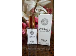 Женский парфюм Crystal Noir Versace (версаче кристалл нуар) тестер 45 ml Diamond ОАЭ(реплика)