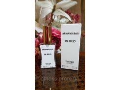 Женский парфюм Armand Basi in Red (арманд баси ин ред) тестер 45 ml Diamond ОАЭ (реплика)