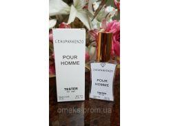 Мужской парфюм L'Eau par Kenzo pour Homme (ле пар кензо пур хом) тестер 45 ml Diamond (реплика)