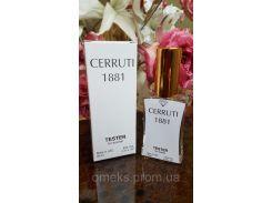 Женский парфюм Cerruti 1881 pour Femme (черрути 1881) тестер 45 ml Diamond ОАЭ (реплика)