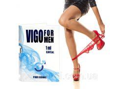 VIGO Духи с Феромонами 1,0мл. Секретное оружие мужчин для соблазна женщин Действуй!