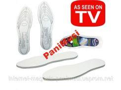 Стельки для обуви,  с памятью Здоровая стопа спорт туризм