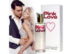 Женские духи с феромонами Pink Love 50ml. Очаруй Его!