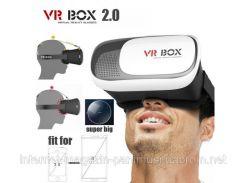 VR BOX 3D Очки виртуальной реальности для смартфонов Android и iPhone