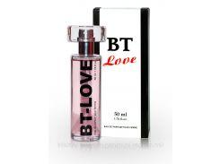 Туалетная вода с феромонами для женщин BT Love 50 ml for women. Он Твой!