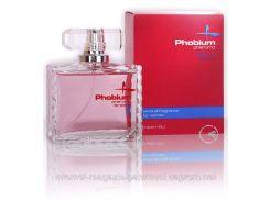 Феромоны для женщин PHOBIUM Секретное оружие женщин для соблазна мужчин, Духи с Феромонами 100мл. Действуй