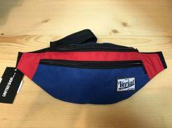 Двухцветная сумка на пояс Verial Hip Pack Navy/Red, Разные цвета