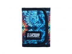 Кошелёк Urban Planet tie dye, Синий