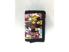 Текстильный кошелек Milk cats multi, Разные цвета