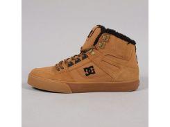 Зимние кросоовки DC Shoes коричневого цвета, Коричневый