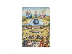 Скетчбук Hiver books luxuria A5, Разные цвета