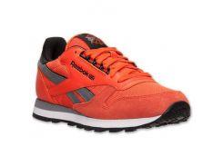 Кроссовки Reebok Classic Leather Orange / grey / black, Разные цвета