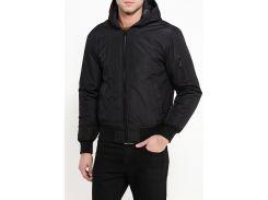Куртка утепленная D-Struct nubi черного цвета, Черный