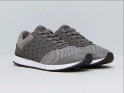 Кроссовки Pull&Bear Sneaker Gris/Grey, Серый