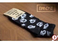 Носки BANDIT Grenade Black, Черный