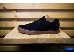 Кеды Dekline TIMTIM Black Gum Canvas, Черный