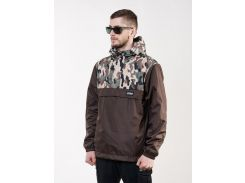Анорак Urban Planet Camo brown, Коричневый