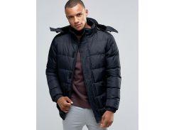 Парка Куртка D-Struct PF черного цвета, Черный