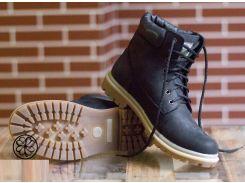 Зимние ботинки Shamrock Rhino Black, Черный