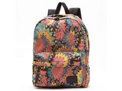 Рюкзак Vans с принтом павлин, Разные цвета
