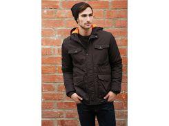 Черная мужская куртка Bellfield Flero, Черный