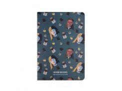 Скетчбук Hiver books lora A5, Разные цвета