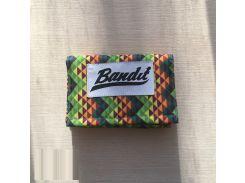 Кошелёк Bandit Cash Ornament green, Разные цвета