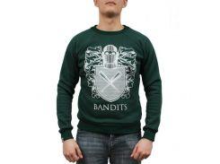 Зеленый свитшот Bandit Arms Dr.Green, Зеленый