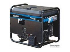 Однофазный бензиновый генератор открытого исполнения SDMO Technic 6500 E-AVR + MODYS