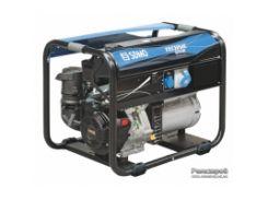 Однофазный бензиновый генератор открытого исполнения SDMO Technic 6500