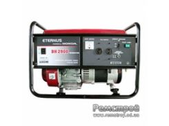 Бензиновый генератор ETERNUS BH 2900DXE