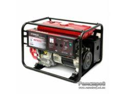 Бензиновый генератор ETERNUS BH 8000DXE