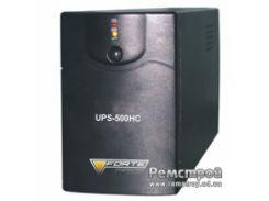 Источник бесперебойного питания ИБП Forte UPS-500HC
