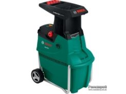 Электрический садовый измельчитель Bosch AXT 25 TC