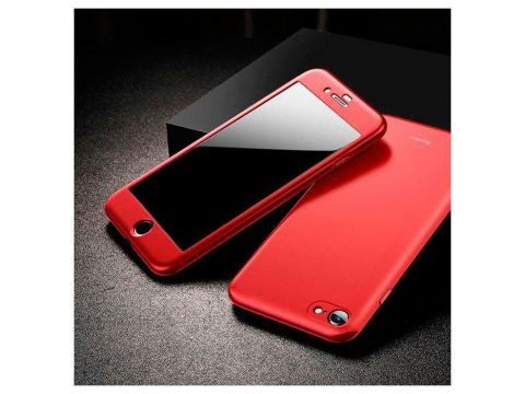 Чехол для телефона Baseus Fully Protection Case For iPhone 7/8 Plus Red