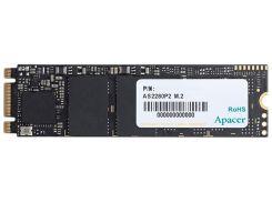 SSD внутренние APACER AS2280P2 120 GB NVMe M.2 TLC (AP120GAS2280P2-1)