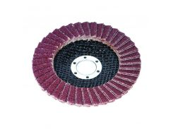Круг лепестковый торцевой Ø115мм зерно 80 Sigma (9171081)