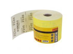 Шлифовальная бумага рулон 115ммх50м P240 Sigma (9114311)