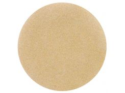 Шлифовальный круг без отверстий Ø125мм Gold P80 (10шт) Sigma (9120051)