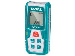 Измерительный прибор TOTAL TMT5401 дальномер лазерный, 40м