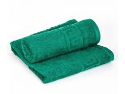 Полотенце махровое Persian green