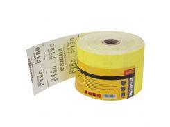 Шлифовальная бумага рулон 115ммх50м P180 Sigma (9114291)