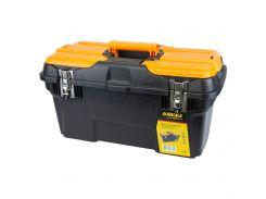 Ящик для инструмента (металлические замки) 494×263×250мм Sigma (7403671)