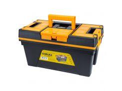Ящик для инструмента со съёмной крышкой 394×213×216мм Sigma (7403691)