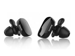 Наушники Baseus Encok W02 Truly Wireless headset Black