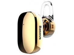 Bluetooth гарнитура Baseus Encok Mini Wireless Earphone A02 Gold